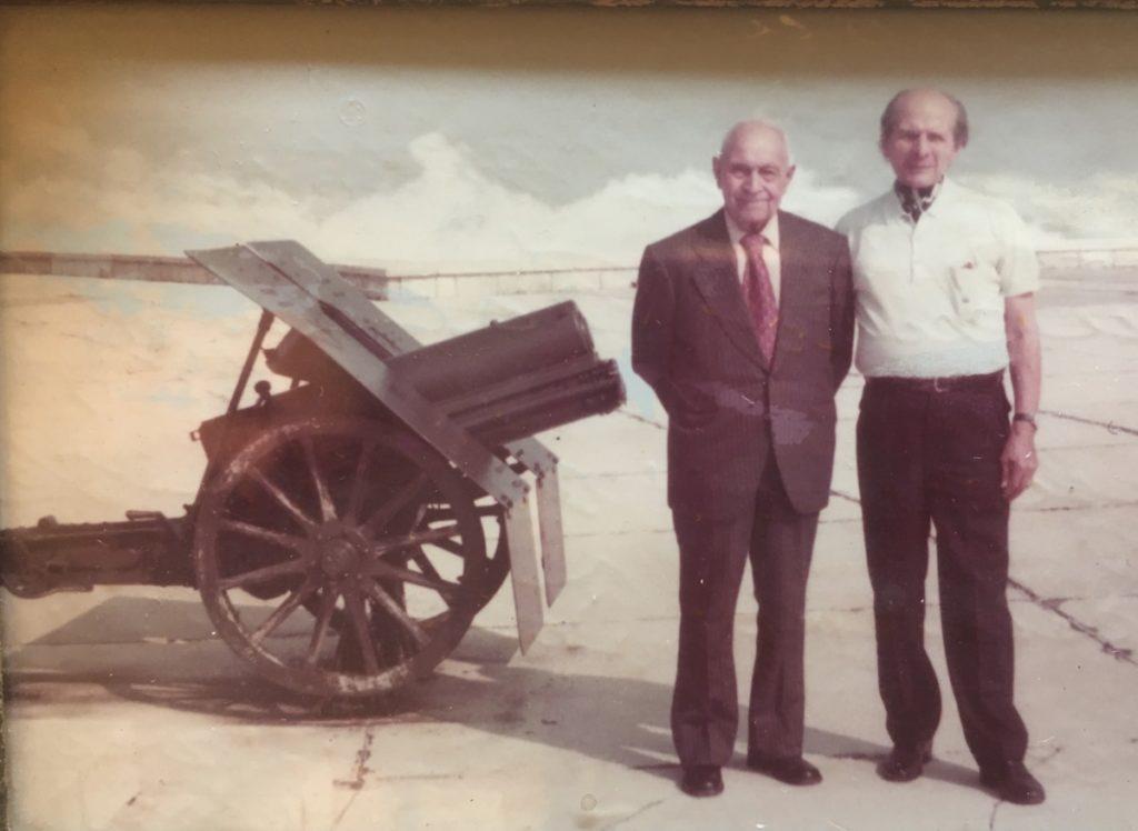 Vincenzo Rabito e Fernando Zanetti