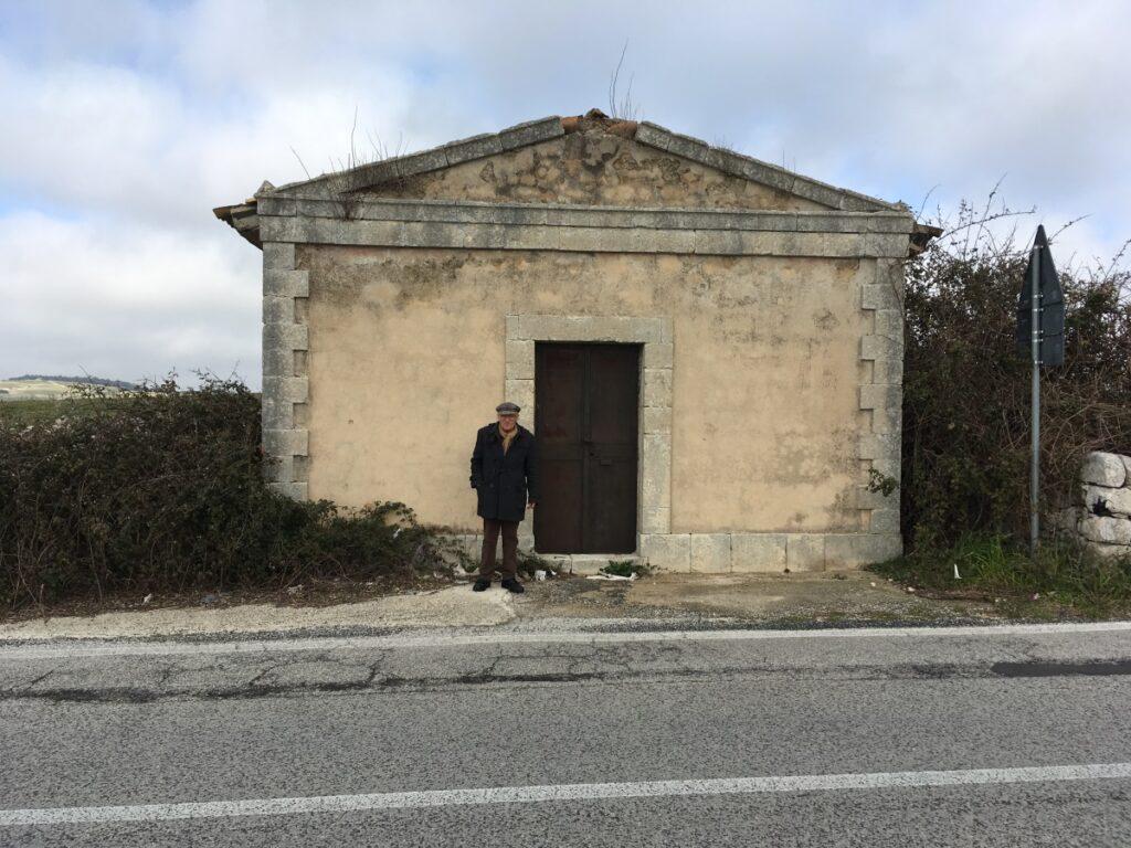 Casetta cantoniera di Vincenzo Rabito a Chiaramonte Gulfi