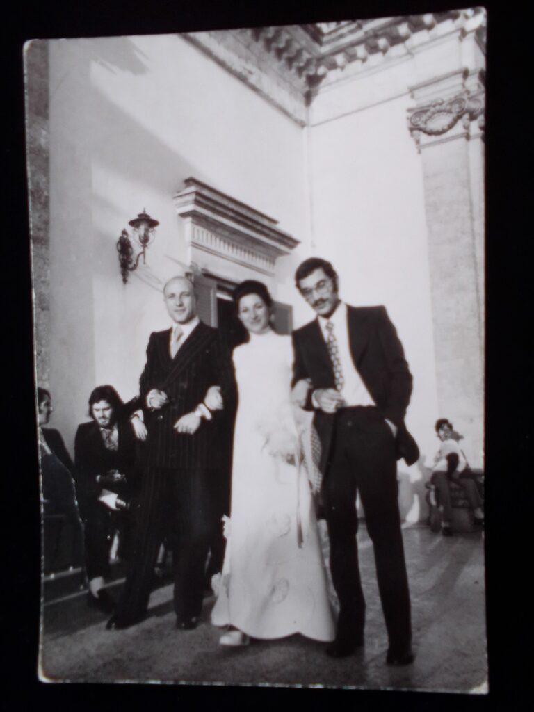 Lucia Gafa', moglie di Turi Rabito.